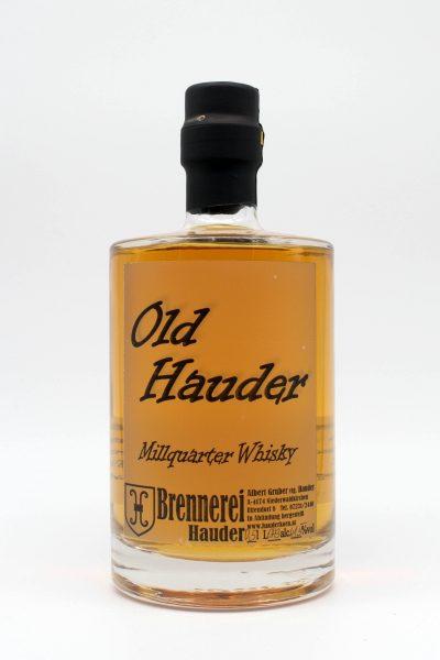 Old Hauder